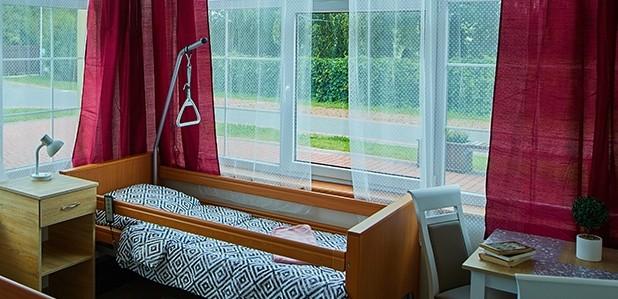 Funkcjonalnie urządzone pokoje, pełna wygoda i piękne wnętrza